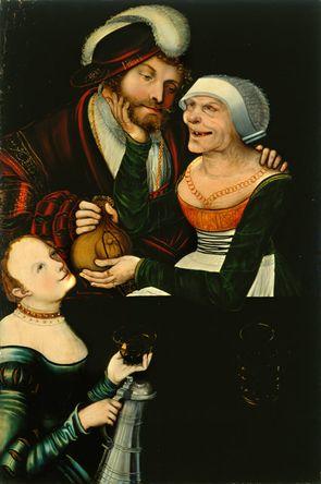 Was nennt man eine ältere Frau, die einen jüngeren Mann datiert